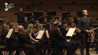 MHIVC 2017 Final Round Competitor #14 B Baker | Brahms: Concerto in D major