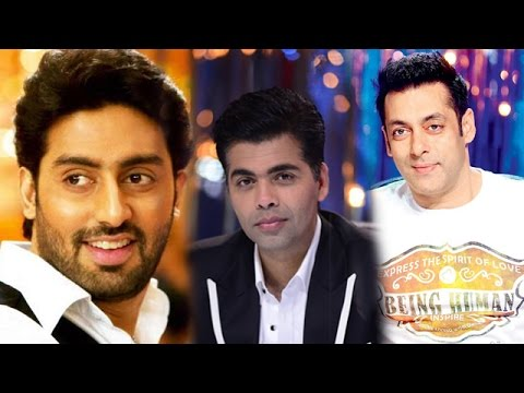 Bollywood News in 1 minute  13012015 Abhishek Bachchan,Karan Johar,Salman Khan