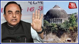 Ram Mandir Row: BJP Appreciates Supreme Court's Order On Ayodhya Dispute