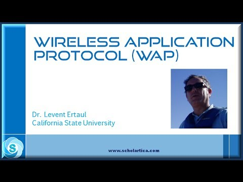 Wireless Application Protocol (wap) video
