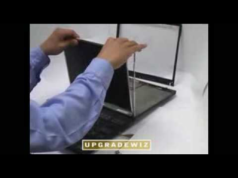 Instructions - How to Replace a laptop screen