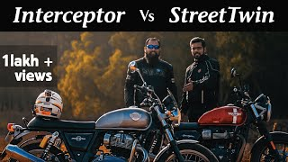 Royal Enfield Interceptor 650 : First Impressions - Is it a threat to the Triumph Street Twin ?
