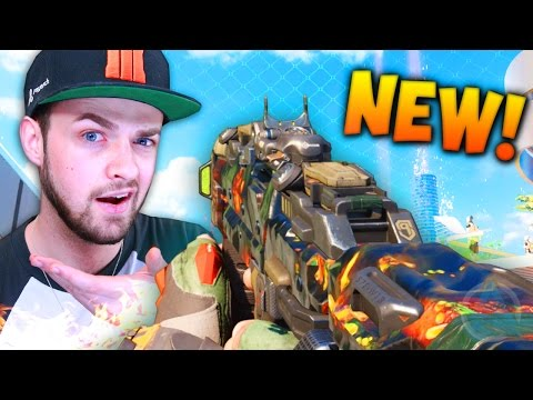 BRAND *NEW* GUN - THE WEIRDEST GUN I'VE EVER USED!