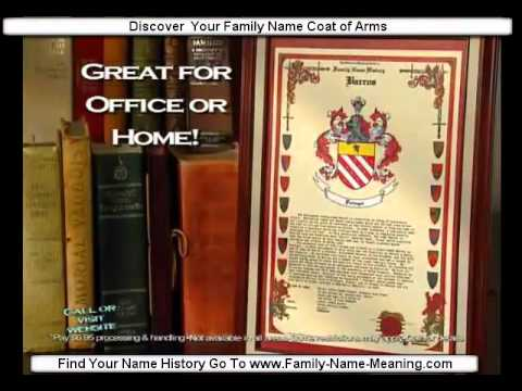 What Does Family Name Mean | Find Out The History Of  Your Family Name