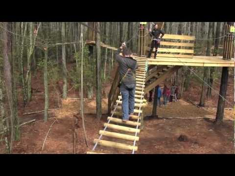 Go Ape Jr Course - Williamsburg, VA