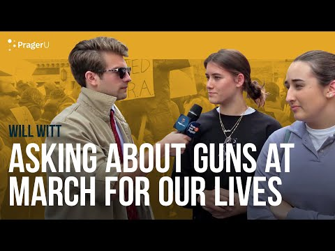 Will Witt At The March For Our Lives
