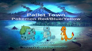 Pallet Town - Pokemon Red/Blue/Yellow (🐺: VGM Cover)
