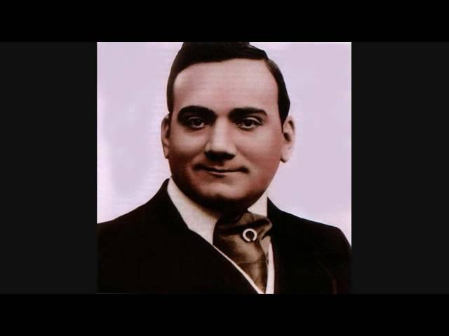 """ENRICO CARUSO SINGS """"SANTA LUCIA"""" 1934"""