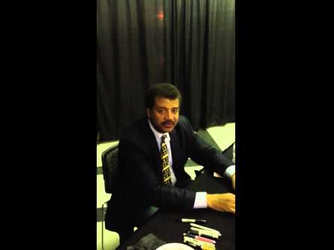 Neil deGrasse Tyson on gmo food!