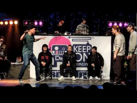 2013 KOD KOREA 129(POPPIN J, CRAZY KYO, ZERO , AKA KIN) vs REAL MARVLEOUS