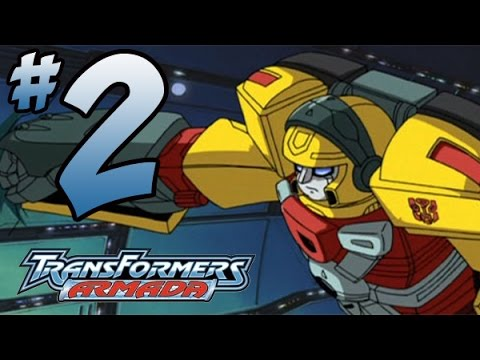 Let's Play Transformers! (PS2) Playthrough Part 2 - Hot Shot Gameplay