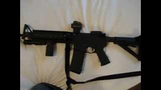 """Palmetto State Armory 5.56 14.7"""" Midlength- Review"""