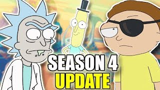 Rick and Morty Season 4 Update | Is There A Release Date & Trailer ?