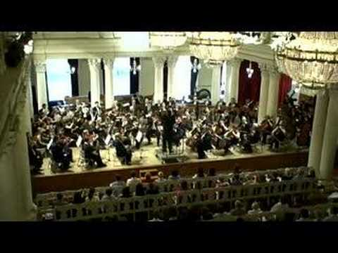 John McLaughlin Williams & the National Symphony Orchestra of Ukraine in Henry Hadley's