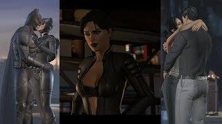 Batman Telltale: Catwoman Romance (Season 1 to 2)