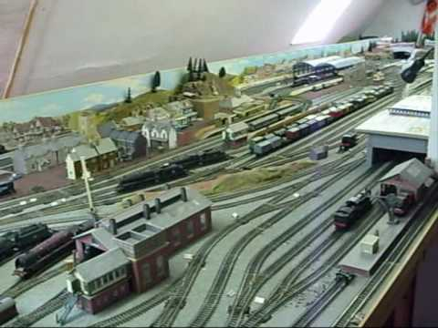 Dads Model Railway May 2010 Youtube