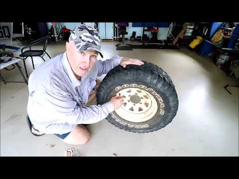How to Quickly Deflate Your Tyres