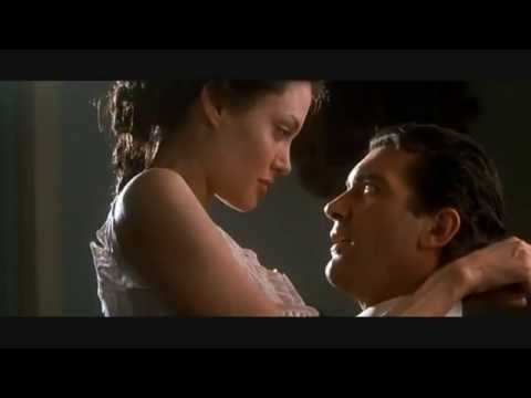 Sexy Angelina Jolie - Romantic Scene - Sexy Romantic Kissing Antonio Band video
