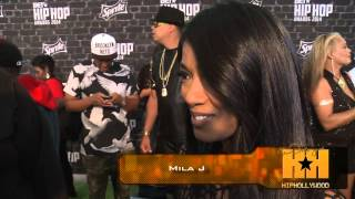 Mila J Reacts To Rumors That She Is Dating Trey Songz - HipHollywood.com