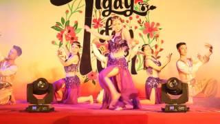 Múa Ấn Độ - KHOA DU LỊCH DUE