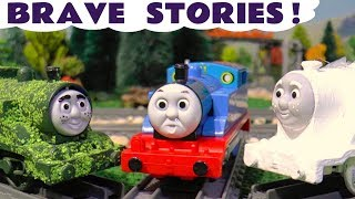 Thomas & Friends Games with Disney Cars McQueen - Train & Car Toy Stories for Kids TT4U