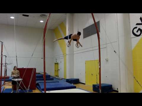 Gymnastics Strength!