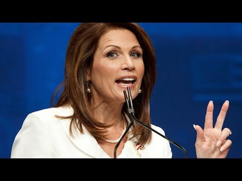 Bachmann: Jesus Coming Back Any Minute Now