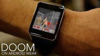 Doom on Android Wear