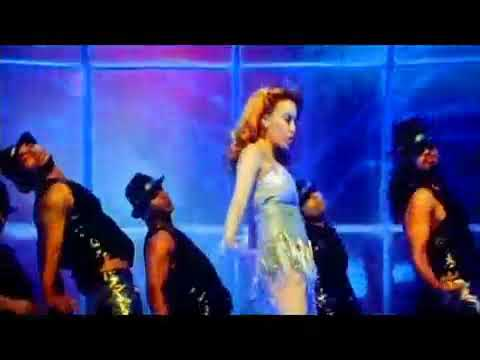 Chiggy Wiggy ||FULL MUSIC VIDEO|| - Blue 2009 - Kylie Minogue, Sonu Nigam