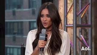 Shay Mitchell on PLL, Bliss and Kohl