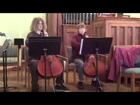Spirit of Gentleness Cello and Piano Trio (HD)