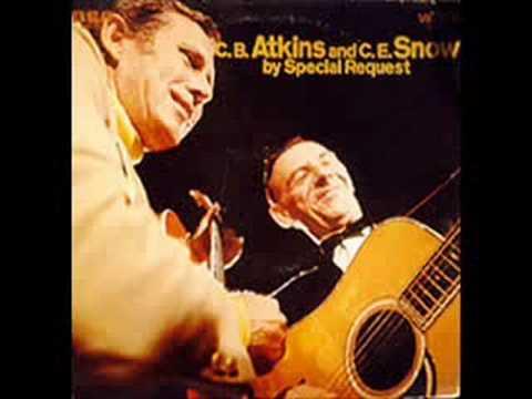 Chet Atkins, Hank Snow
