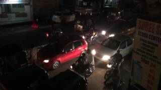 2018 Heavy traffic in gulbarga than ever before due  to sharanabasweshwara jatra mahotsa