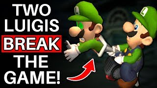 Is it Possible to Beat Luigi's Mansion if You Clone Luigi?