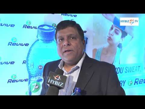 Vipul Prakash PepsiCo India launches 7UP REVIVE - hybiz