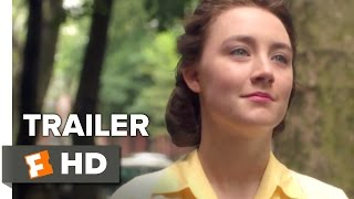 Video clip Brooklyn Official Trailer #1 (2015) - Saoirse Ronan, Domhnall Gleeson Movie HD