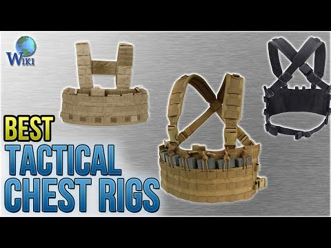 10 Best Tactical Chest Rigs 2018