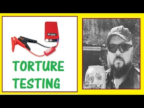 THE BEST BATTERY BOOSTER TORTURE TEST  REVIEW