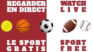 Ou Regarder Match de Football Live Streaming Ligue 1, Liga, Serie A, Bundesliga, Premier League, C1