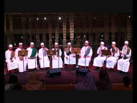 Maadihul Mustafa (5) 'ya Imam Rusli - Ya Habibi Kaifa Ashqa - Ya Thoiba - Sidnan Nabi' [20100423] video