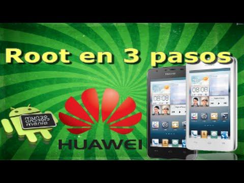 Root Huawei G510 / G630 / G630 / G730 / Y330 / Y300 Paso a Paso Probado en un G510.