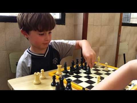 Torneo de ajedrez escolar - Colegio de La Presentación