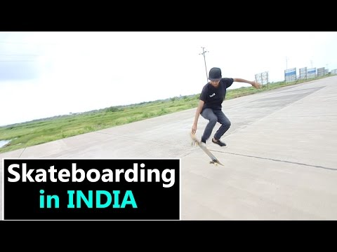 Skateboarding In India Part 2 | Share this Video to Promote Skateboarding in India