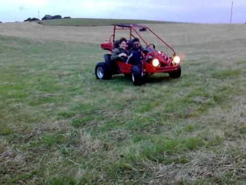 Hammerhead twister 150cc Buggy