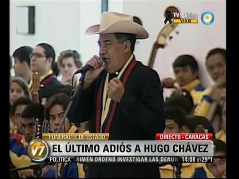 Visión 7: Funerales de Estado: Delegaciones del mundo despidieron a Hugo Chávez (5 de 8)