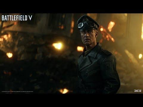Прохождение Battlefield V. Часть 4: Последний Тигр (без комментариев) [2K 1440p]