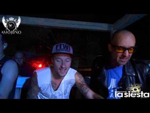 La Siesta Disco (alghero) Venerdì 15 Agosto 2014 (wap- We Are The President) video
