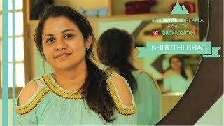 Shruthi Bhat | AapkaPainter | Customer-Review | Interior & Exterior Painting | Bangalore  |