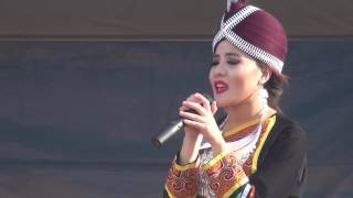 Hmong NC  New Year singing competition part 1