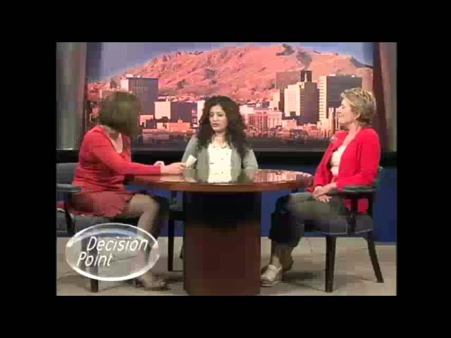 Decision Point - The Bust Institute Women&#039;s Initiative - W/ Sandy Halim &amp; Adair Margo - 05/15/13